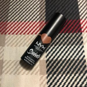 🌷2 for $12🌷NYX Suede Matte Lipstick